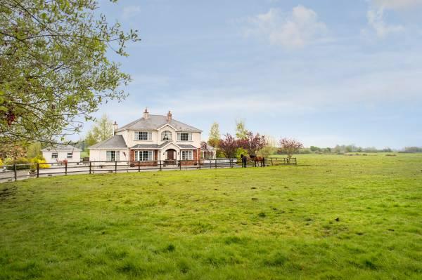 Residence on 2.5 acres, Kilmullen, Portarlington, Co Laois