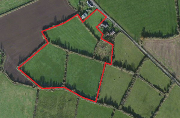 Approx. 12.5 Acres of Excellent Quality Agricultural Lands