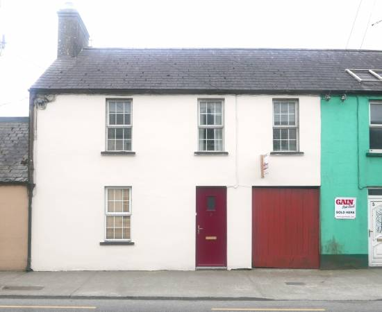 4 Bed Townhouse, Patrick Street, Portarlington