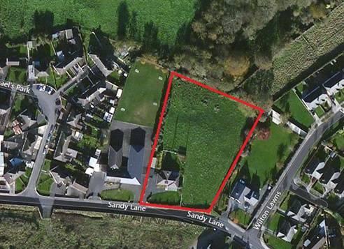ZONED DEVELOPMENT LAND with Residence, Sandylane, Portarlington, Laois